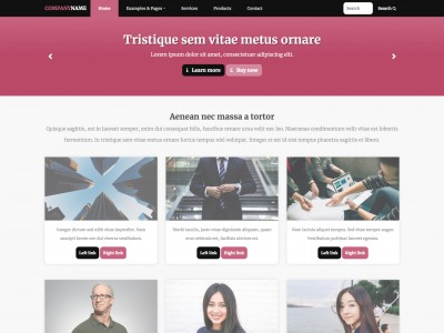 high free web template
