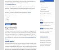 minibiz - Free CSS Template by ZyPOP